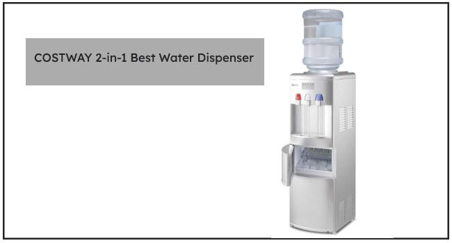 COSTWAY-2-in-1-Best-Water-Dispenser