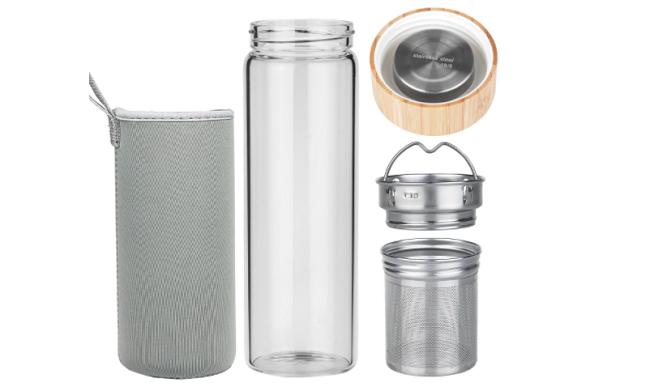 ORIGIN BPA Best Glass Water Bottles